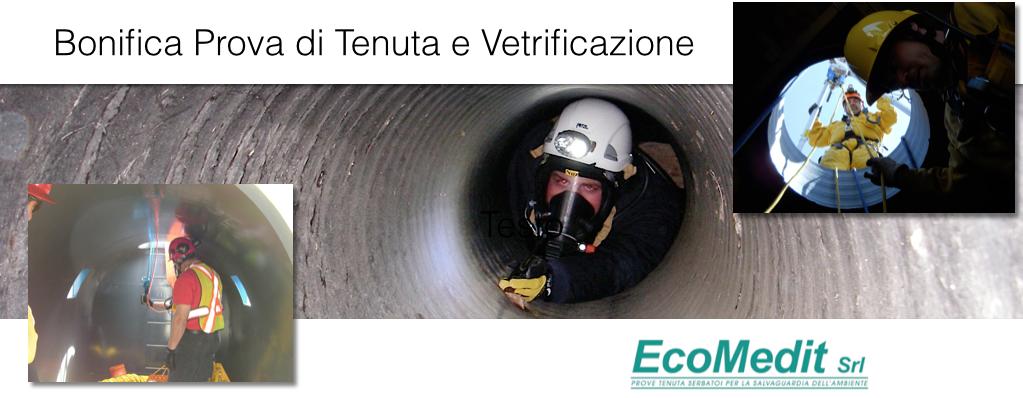 Bonifica Cisterne di Gasolio interrate