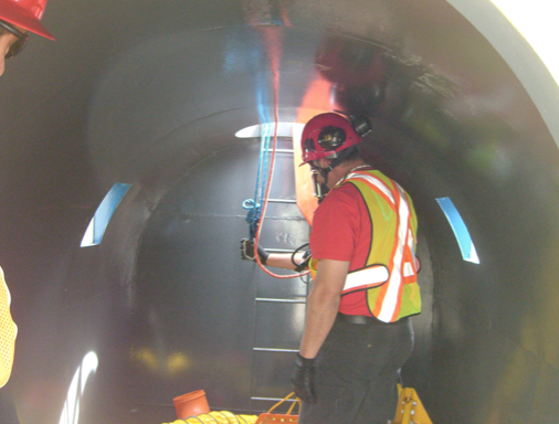 Bonifica Cisterne di Gasolio
